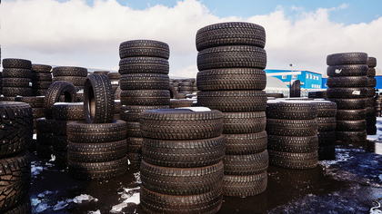 Предприятие по переработке шин появится в Новокузнецке