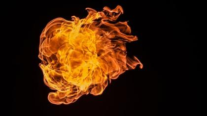Взрыв автомобиля в подмосковном Домодедово попал на видео