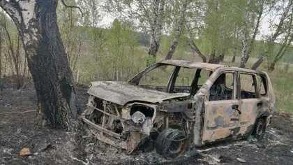 Конфликт молодых людей в Кемерове закончился угоном и поджогом автомобиля