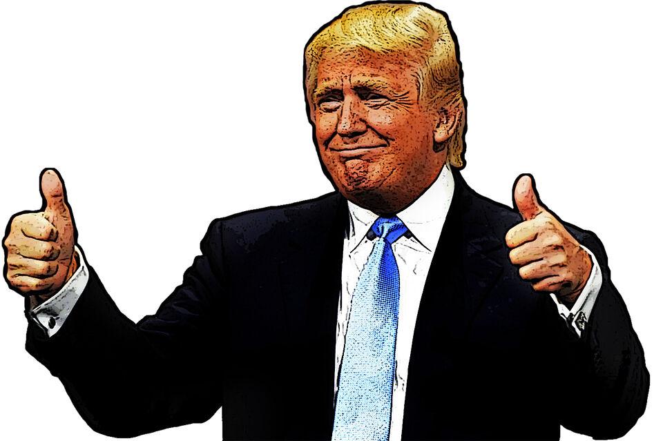 Трамп счел стену на границе с Мексикой хорошей защитой от коронавируса